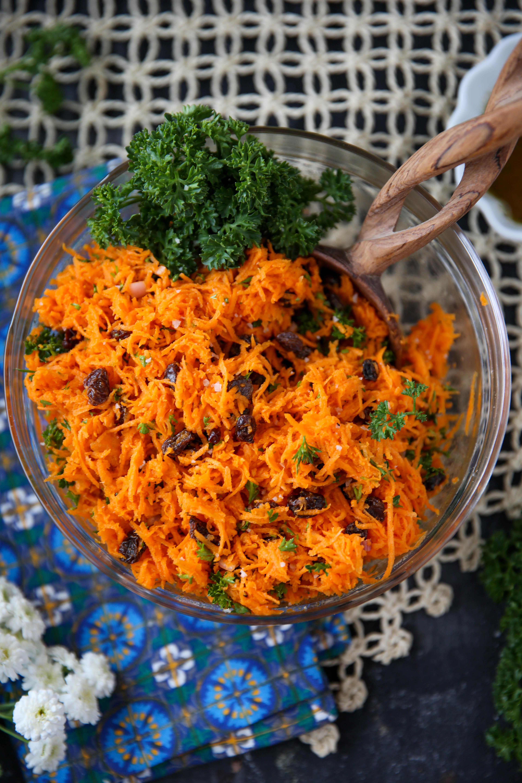 PaleOMG Moroccan Carrot Salad