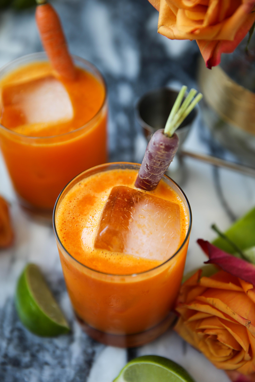 PaleOMG Carrot Margaritas
