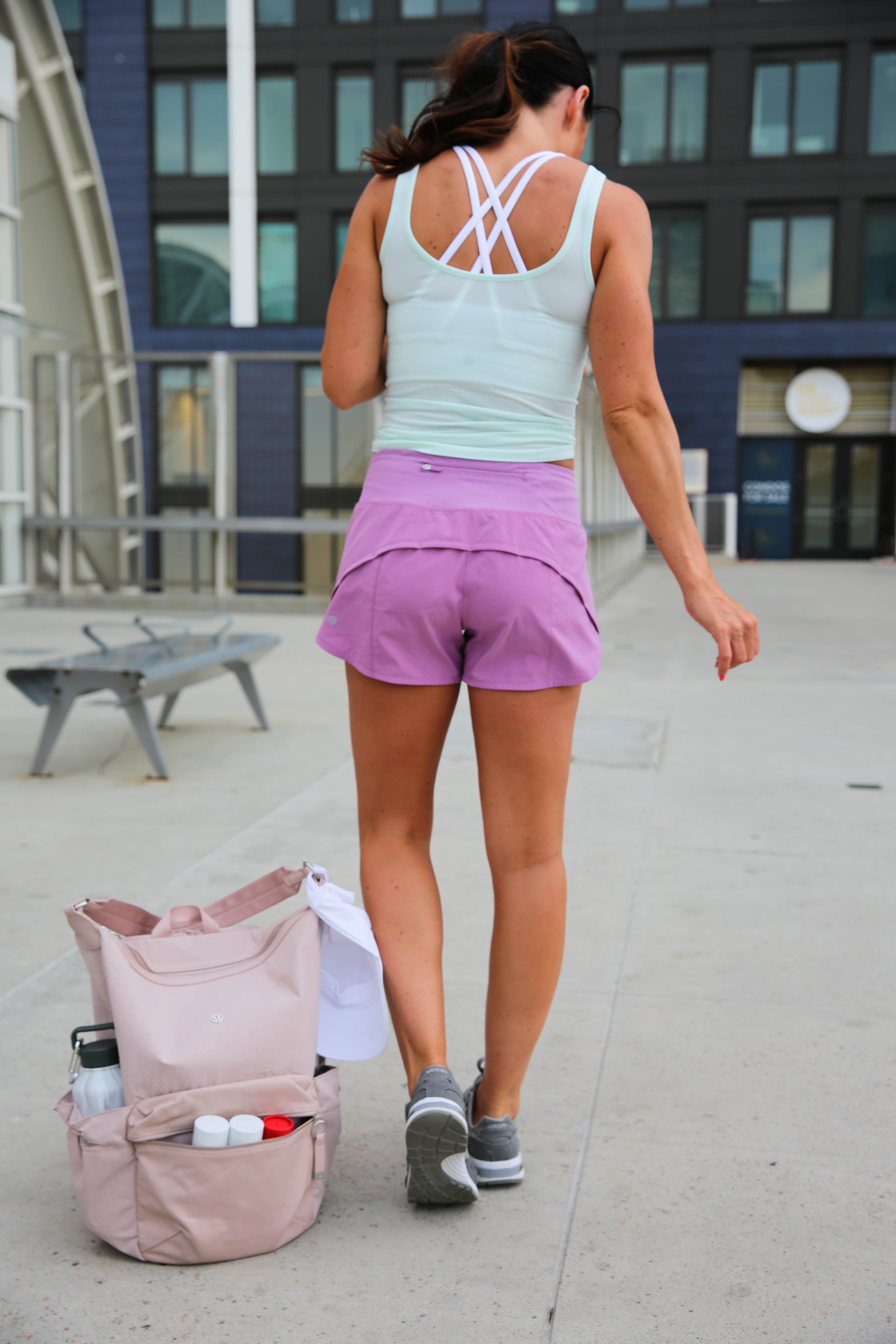PaleOMG - Full Coverage Sports Bras & Shorts For Every Workout