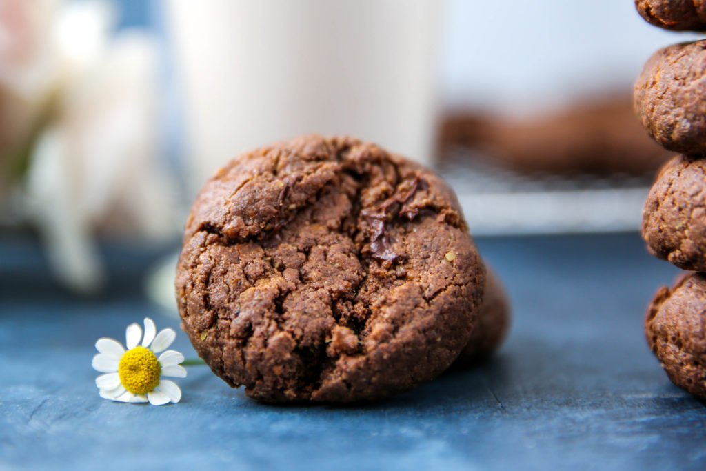PaleOMG Back to School Chocolate Breakfast Cookies