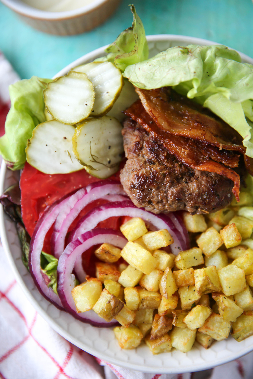 PaleOMG Burger Bowls