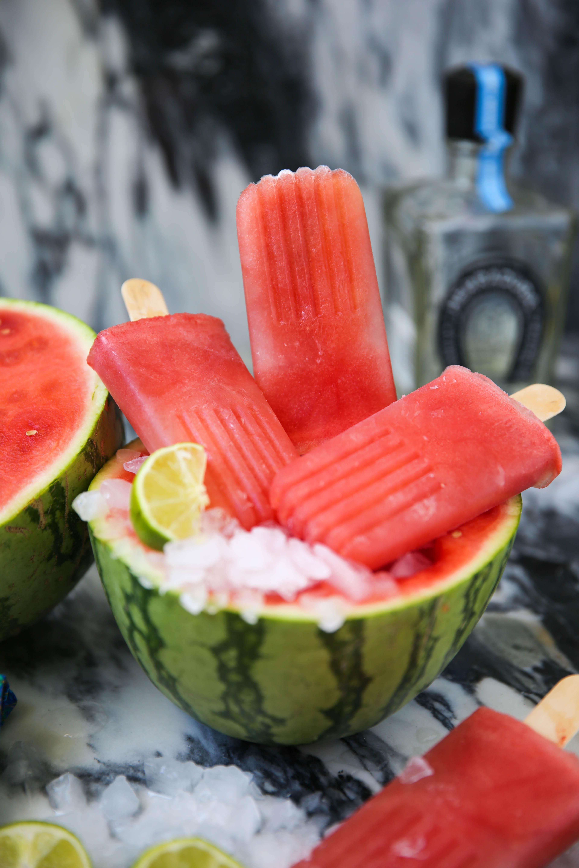 PaleOMG Watermelon Margarita Popsicles