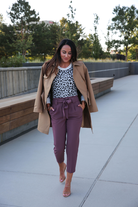 PaleOMG - Transitioning Your Fall Workwear Attire