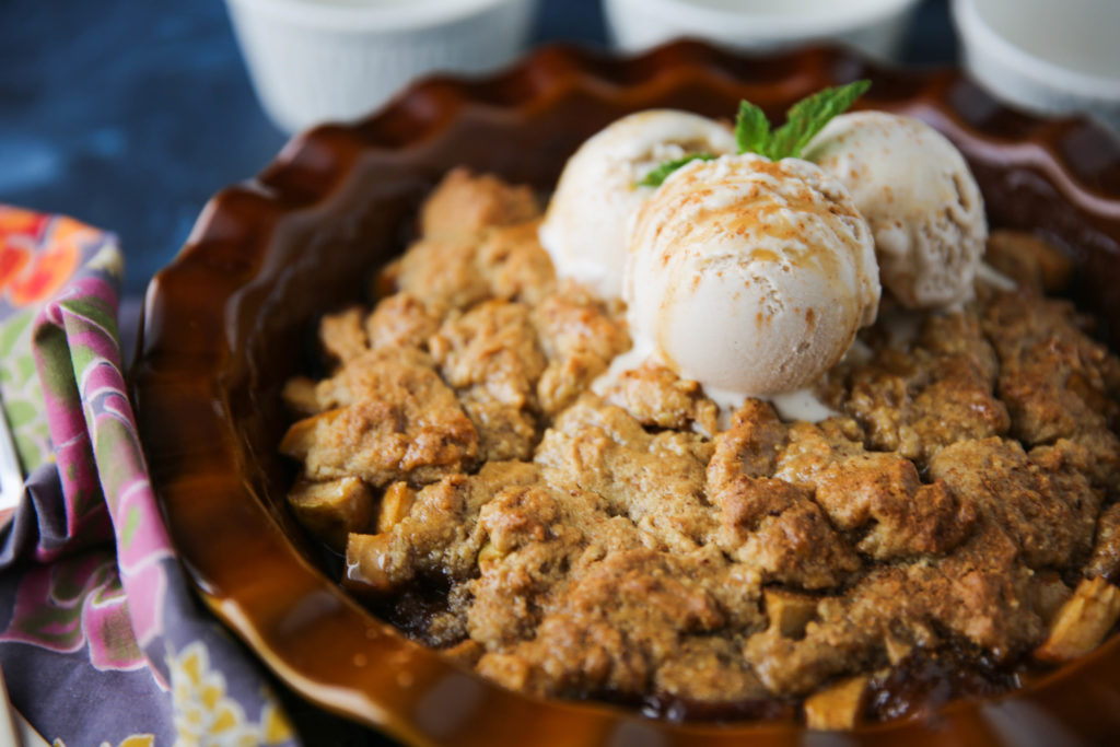 PaleOMG Apple Crisp