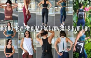 PaleOMG Activewear & Gym Bag