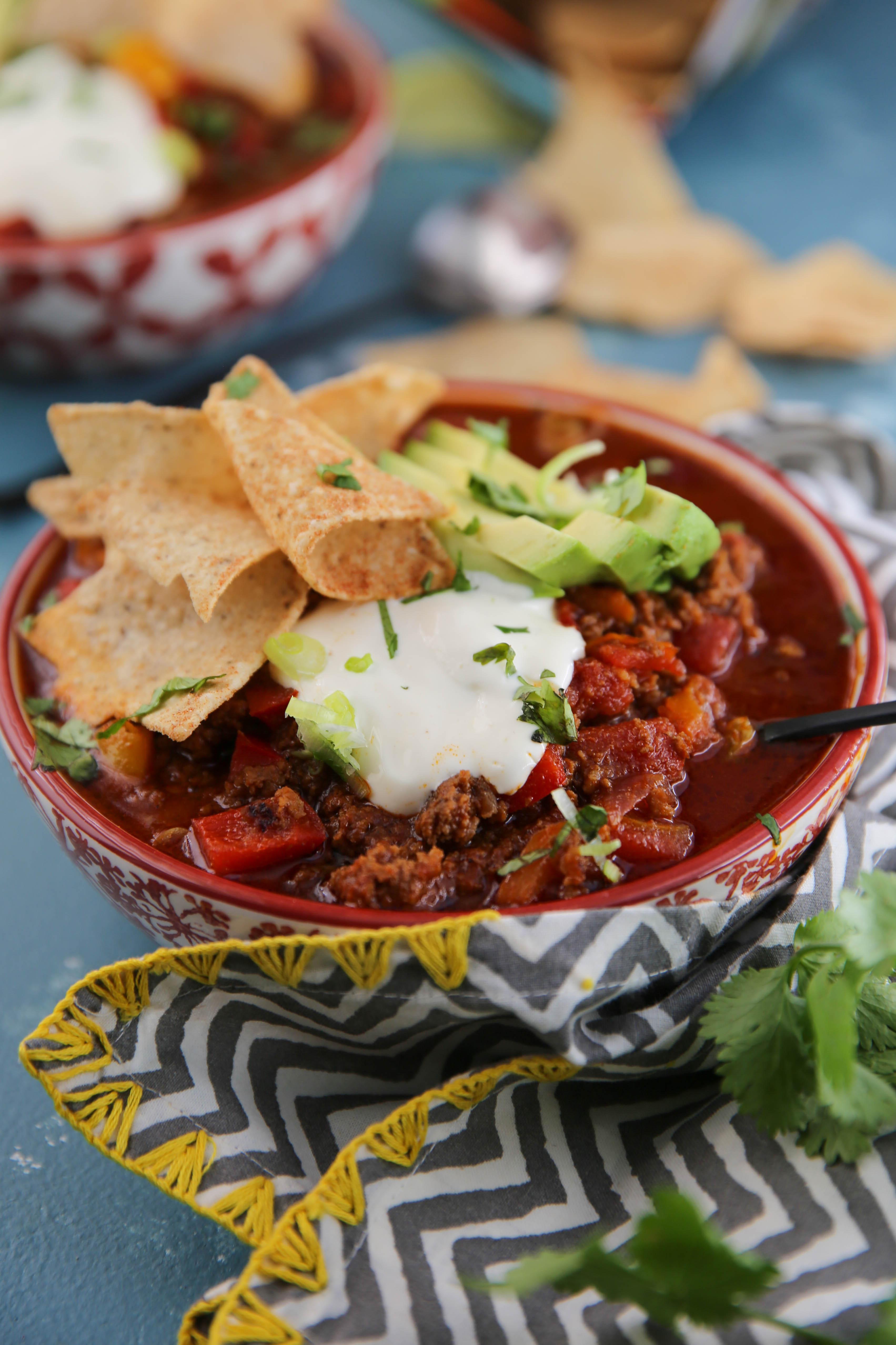Taco Chili Paleomg