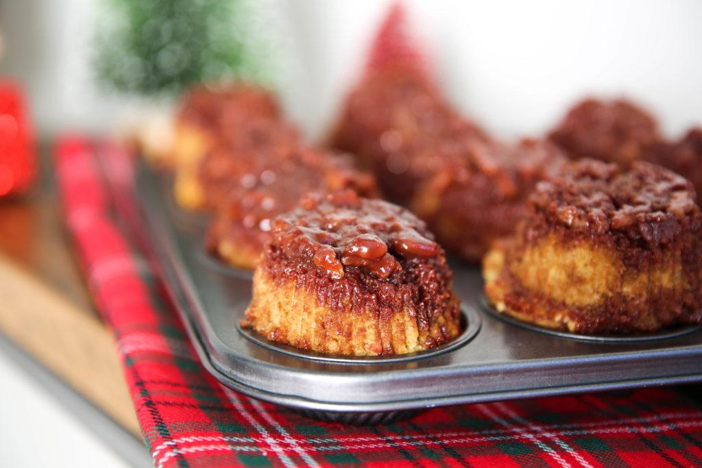 PaleOMG Sticky Pecan Muffins