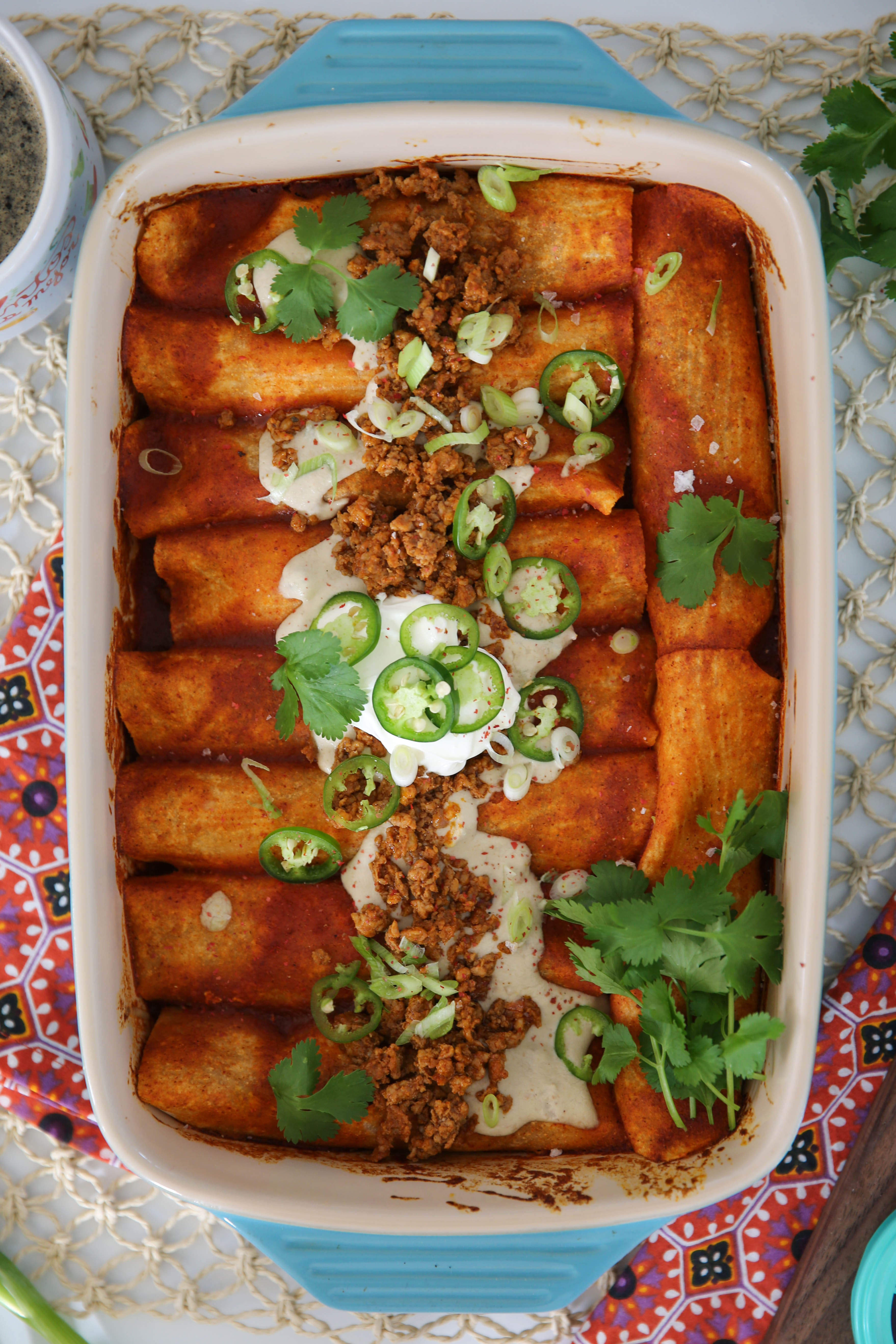PaleOMG Breakfast Enchiladas