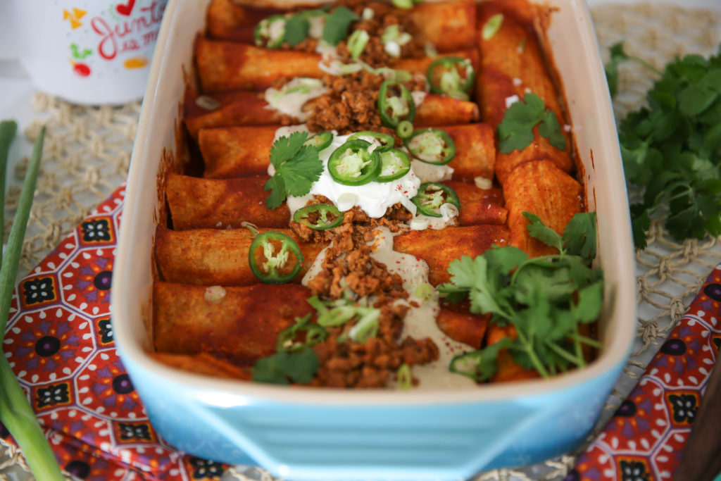 PaleOMG Breakfast Enchiladas