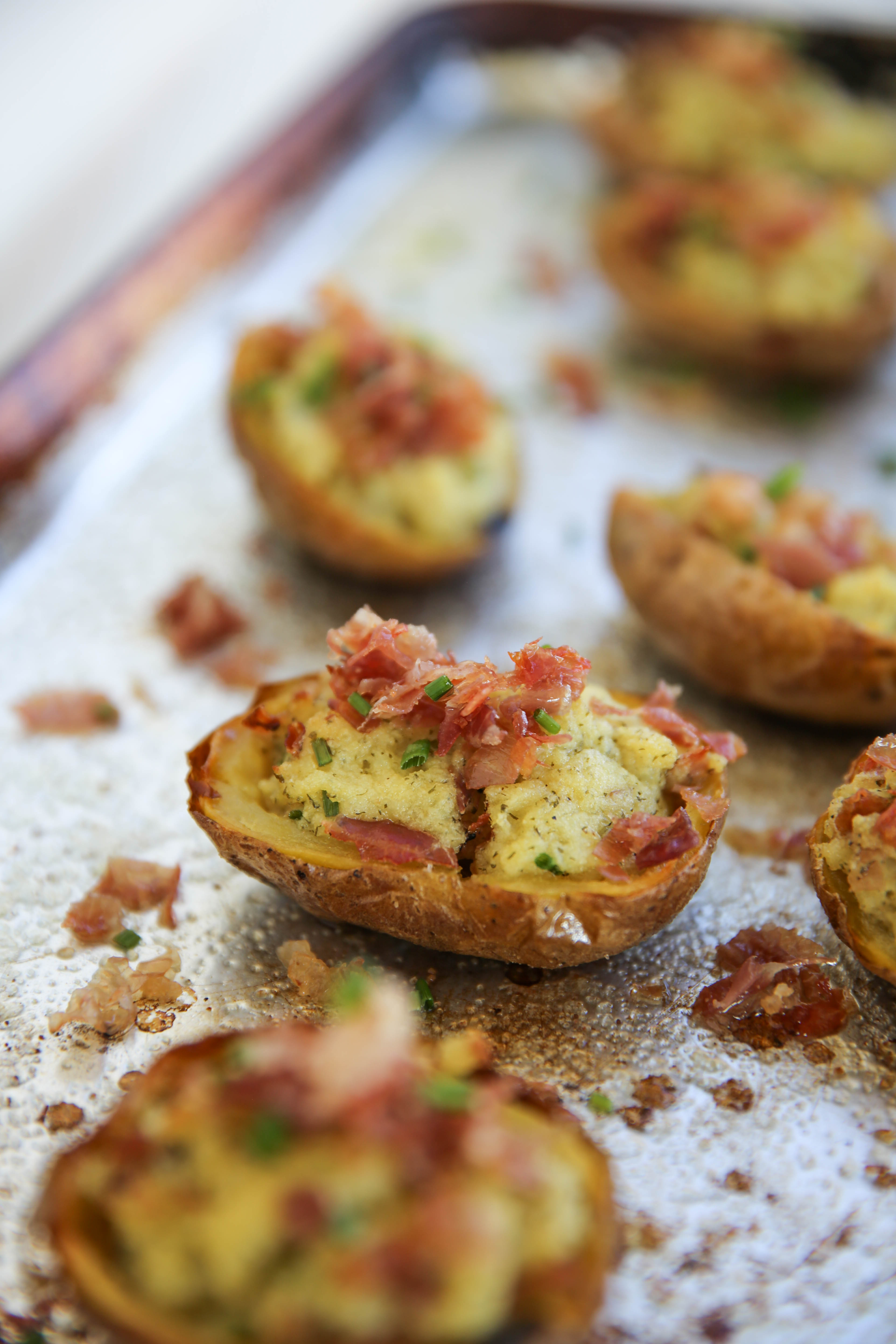 PaleOMG Twice Baked Potatoes