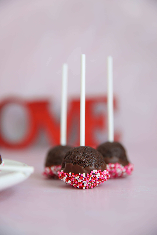 PaleOMG Brownie Pops