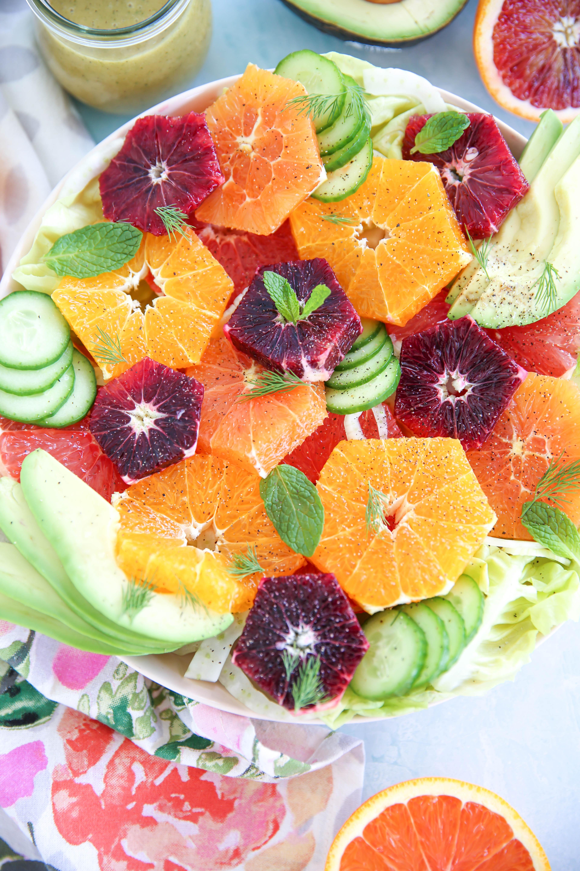 PaleOMG Winter Citrus Salad
