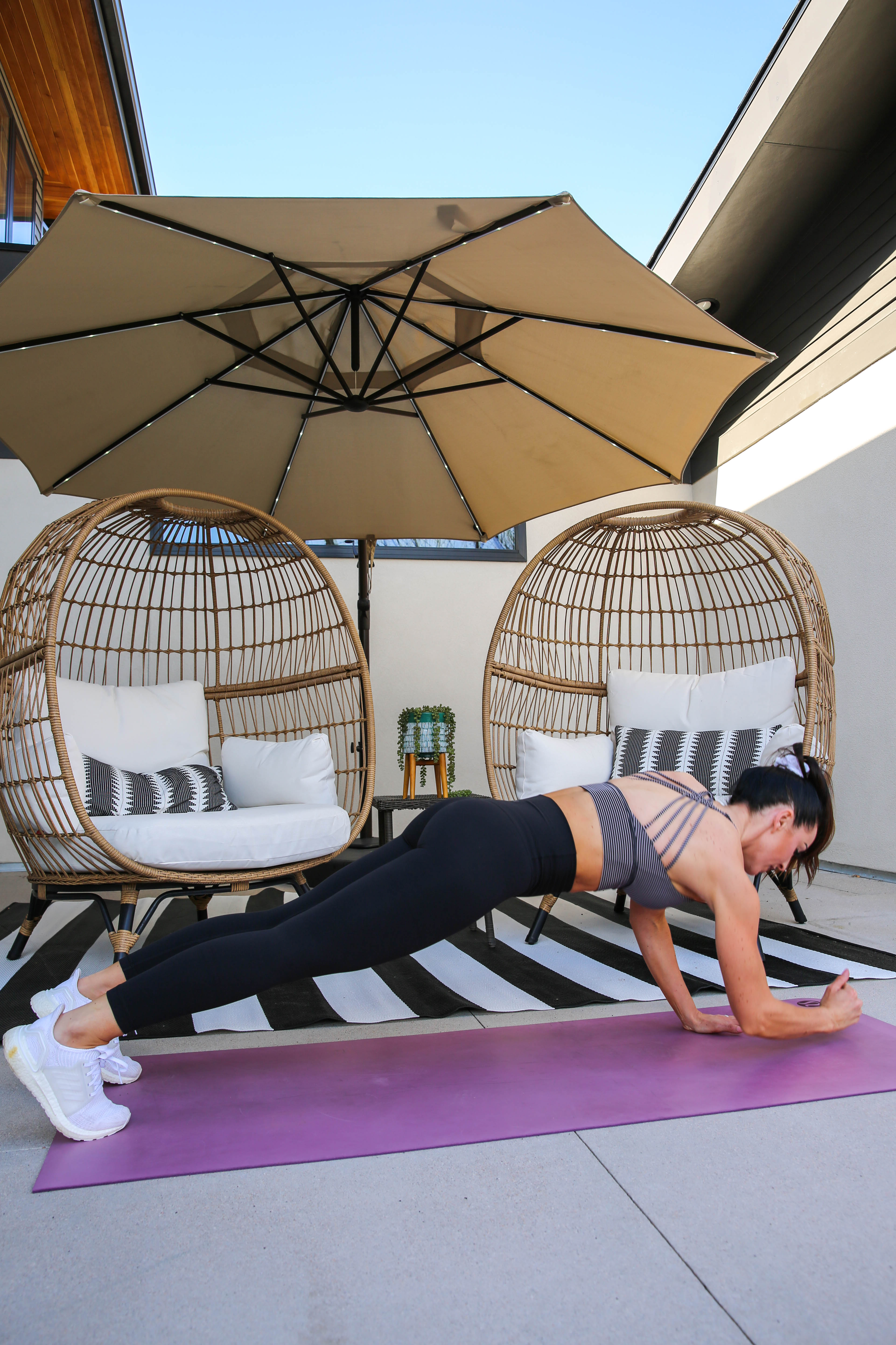 Workouts From Home Have Never Been Easier