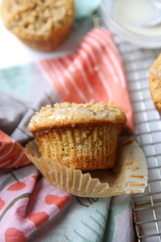 PaleOMG Coffee Cake Muffins