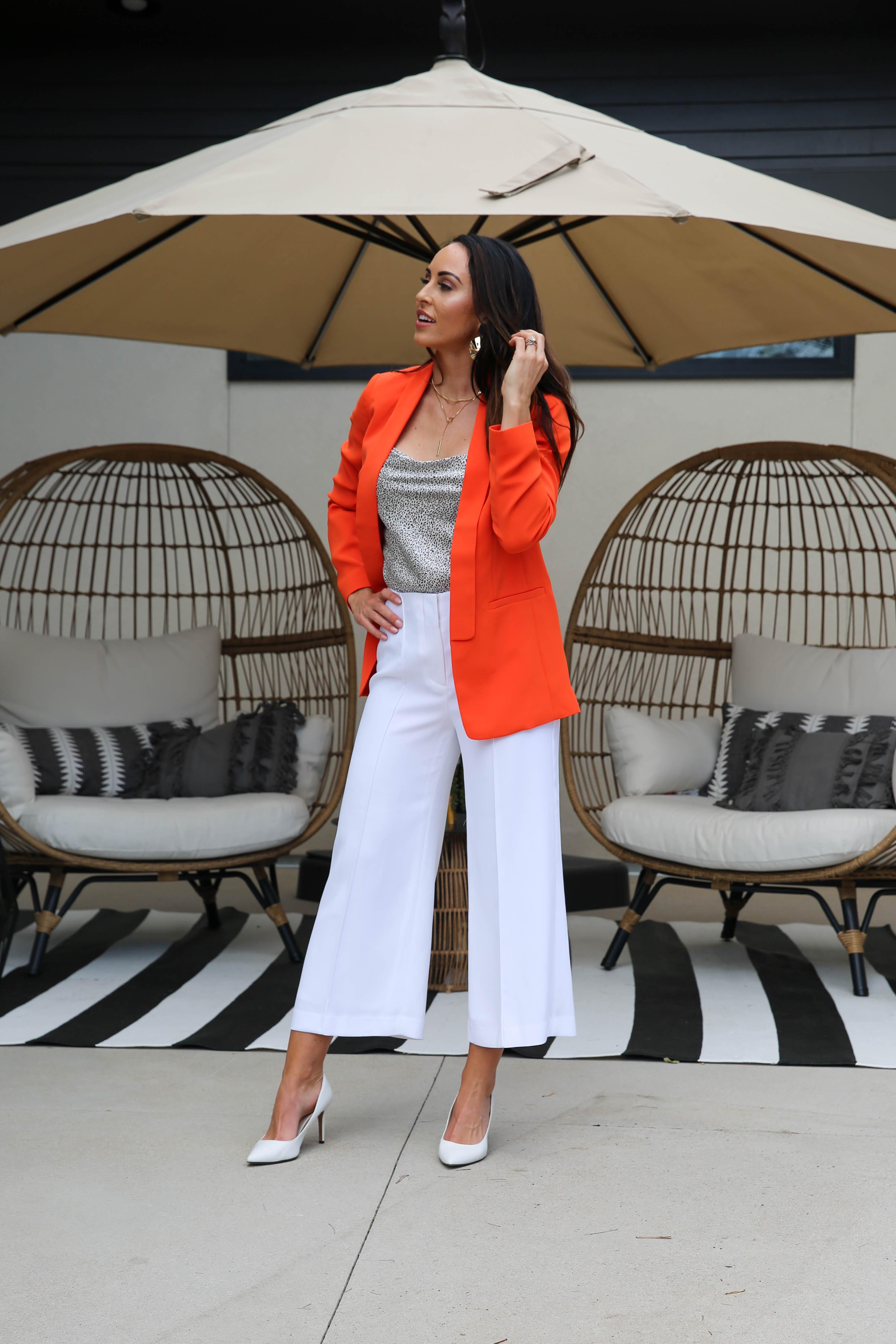PaleOMG Three Ways To Wear a Blazer in Summer