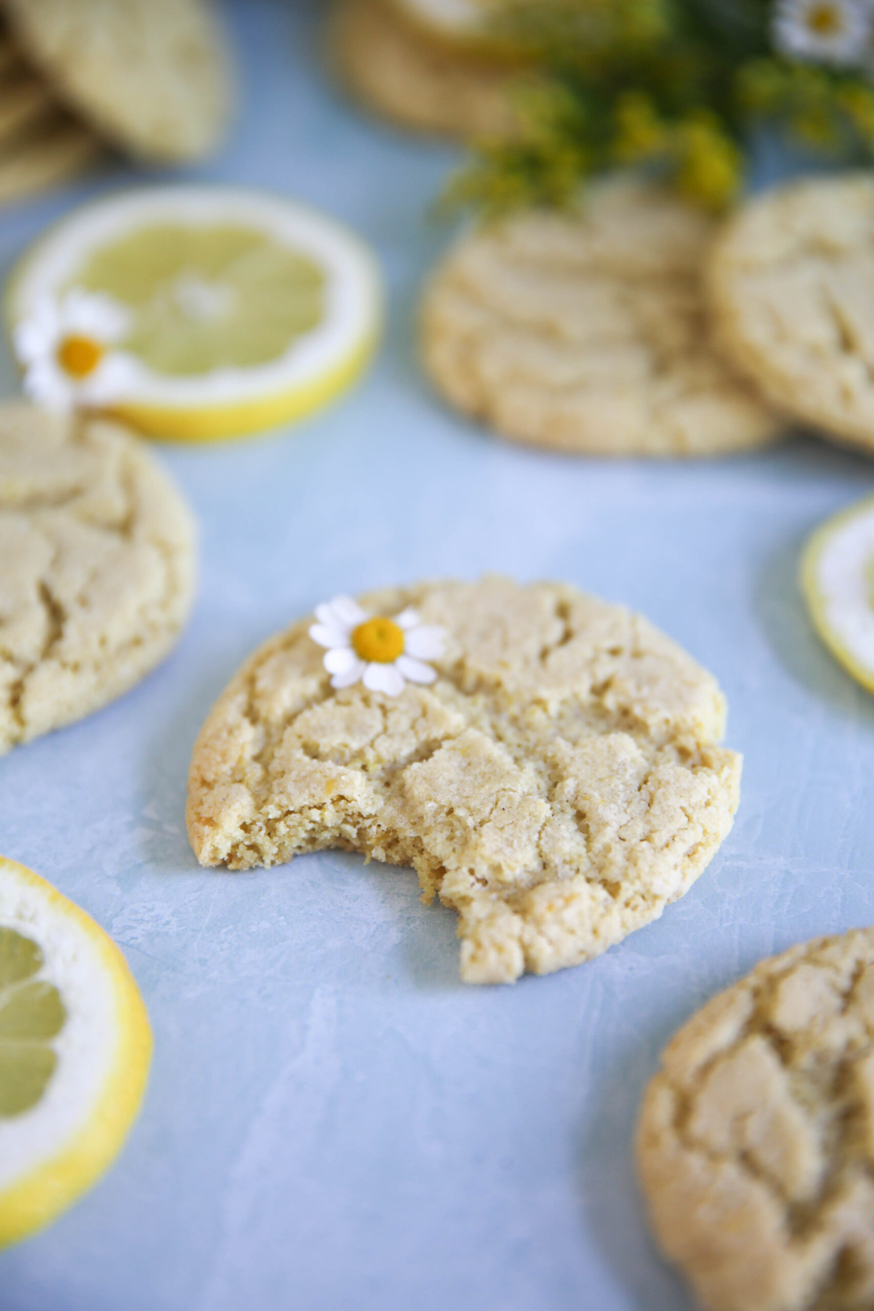 PaleOMG Gluten Free Lemon Cookies