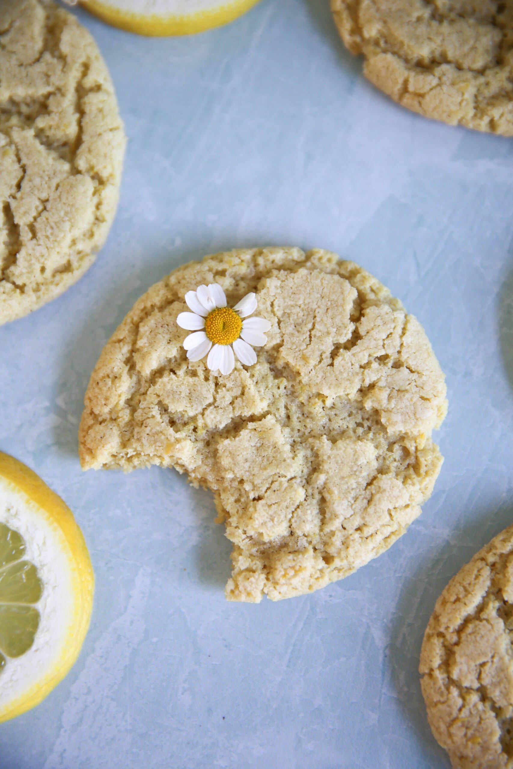 PaleOMG Lemon Cookies