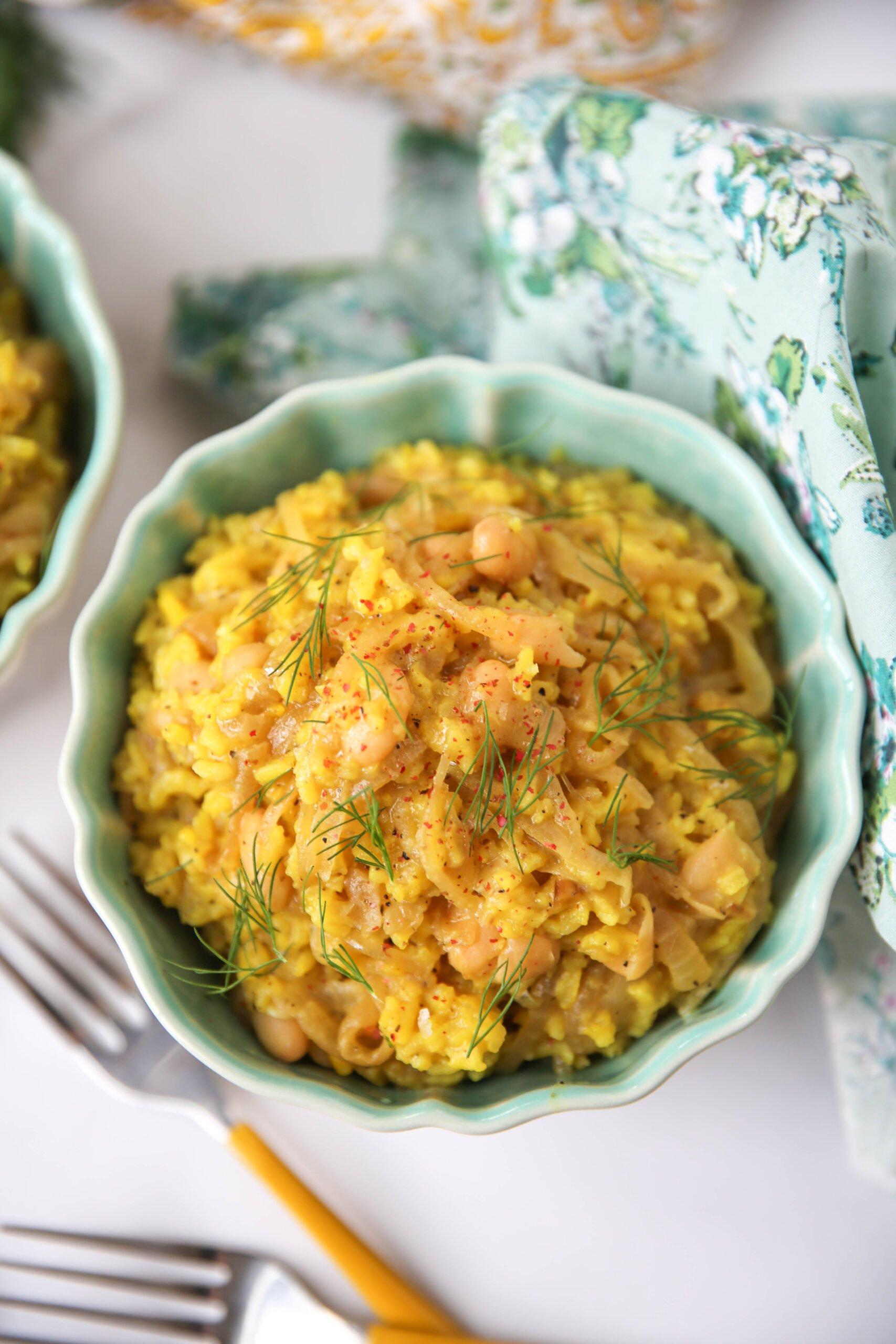 PaleOMG Turmeric Rice & Beans