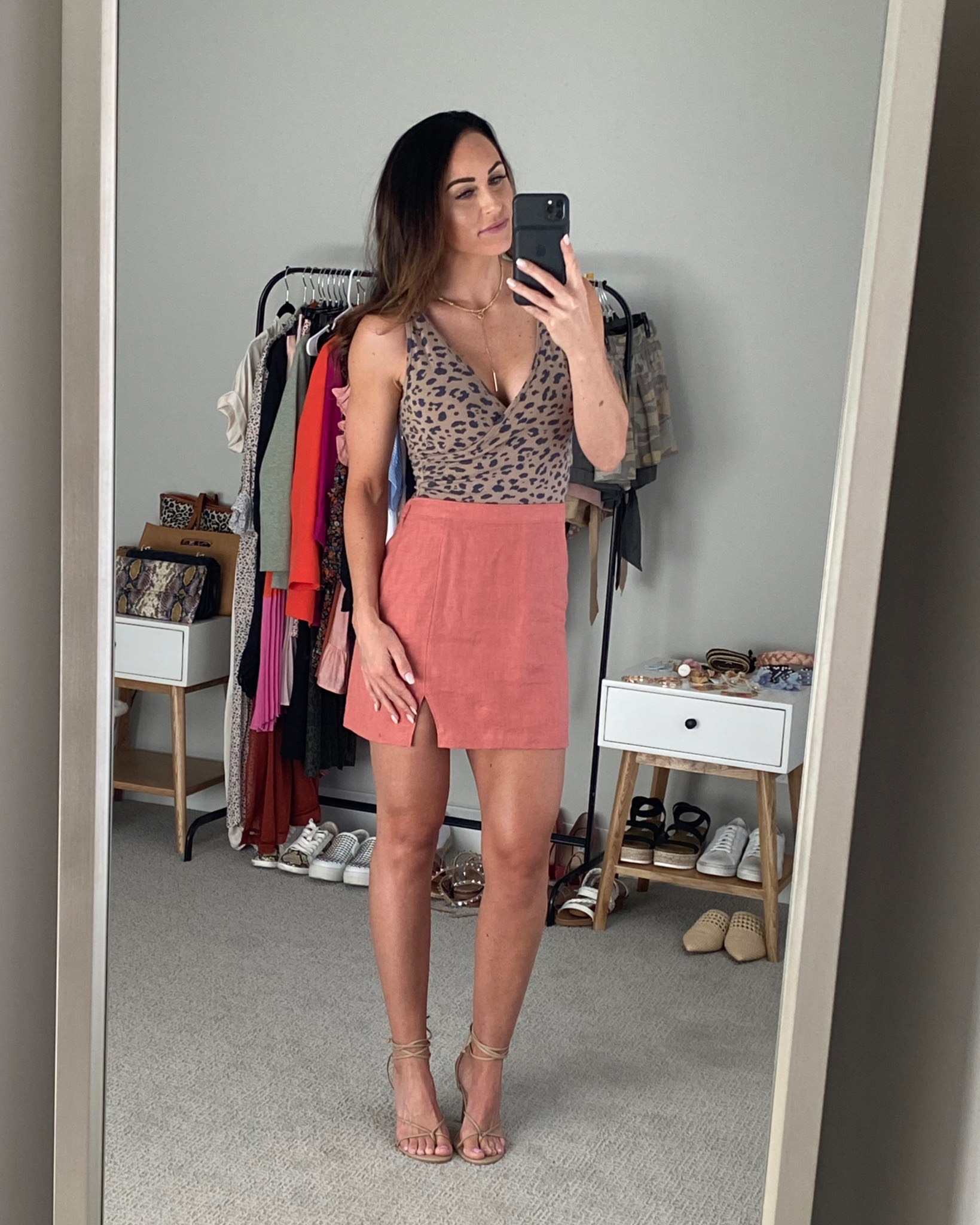 PaleOMG Instagram outfit summary