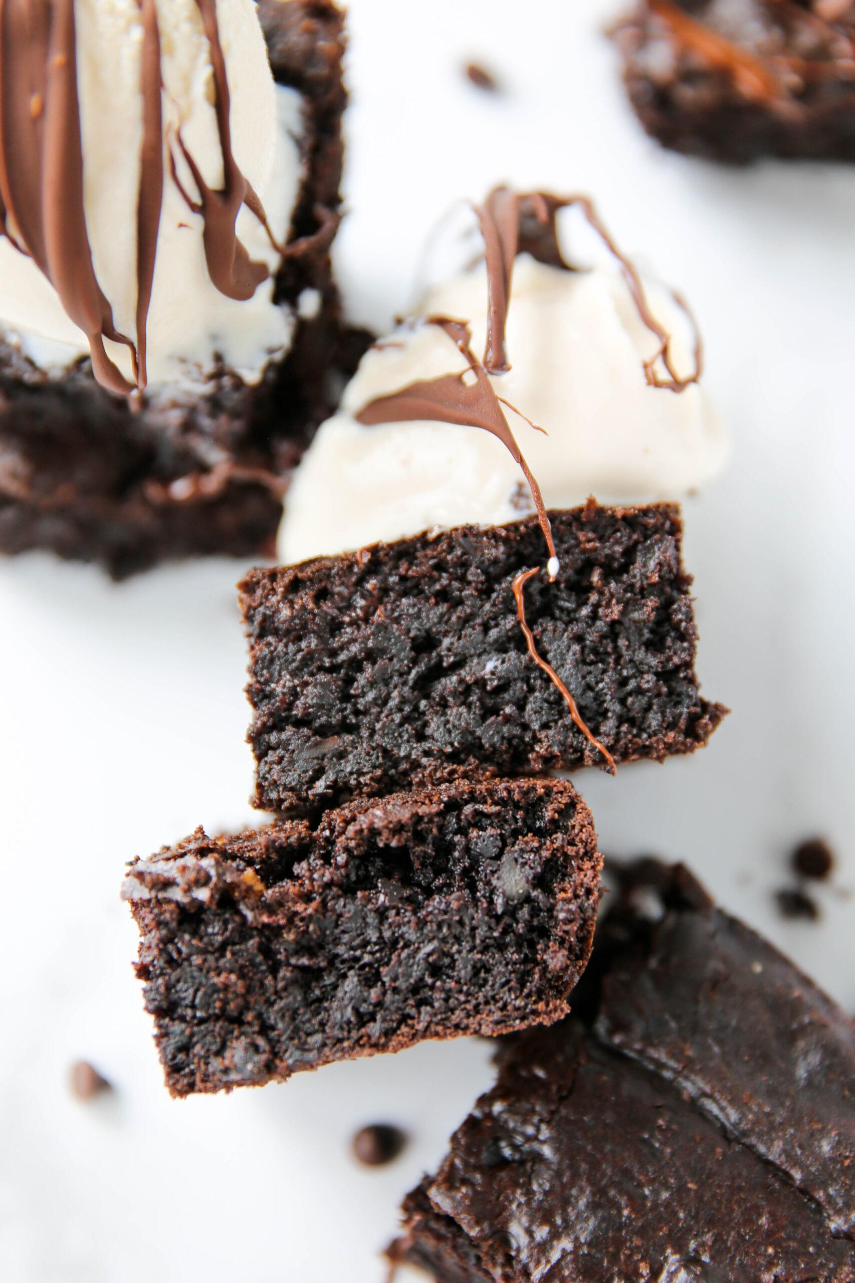 PaleOMG Black Bean Brownies