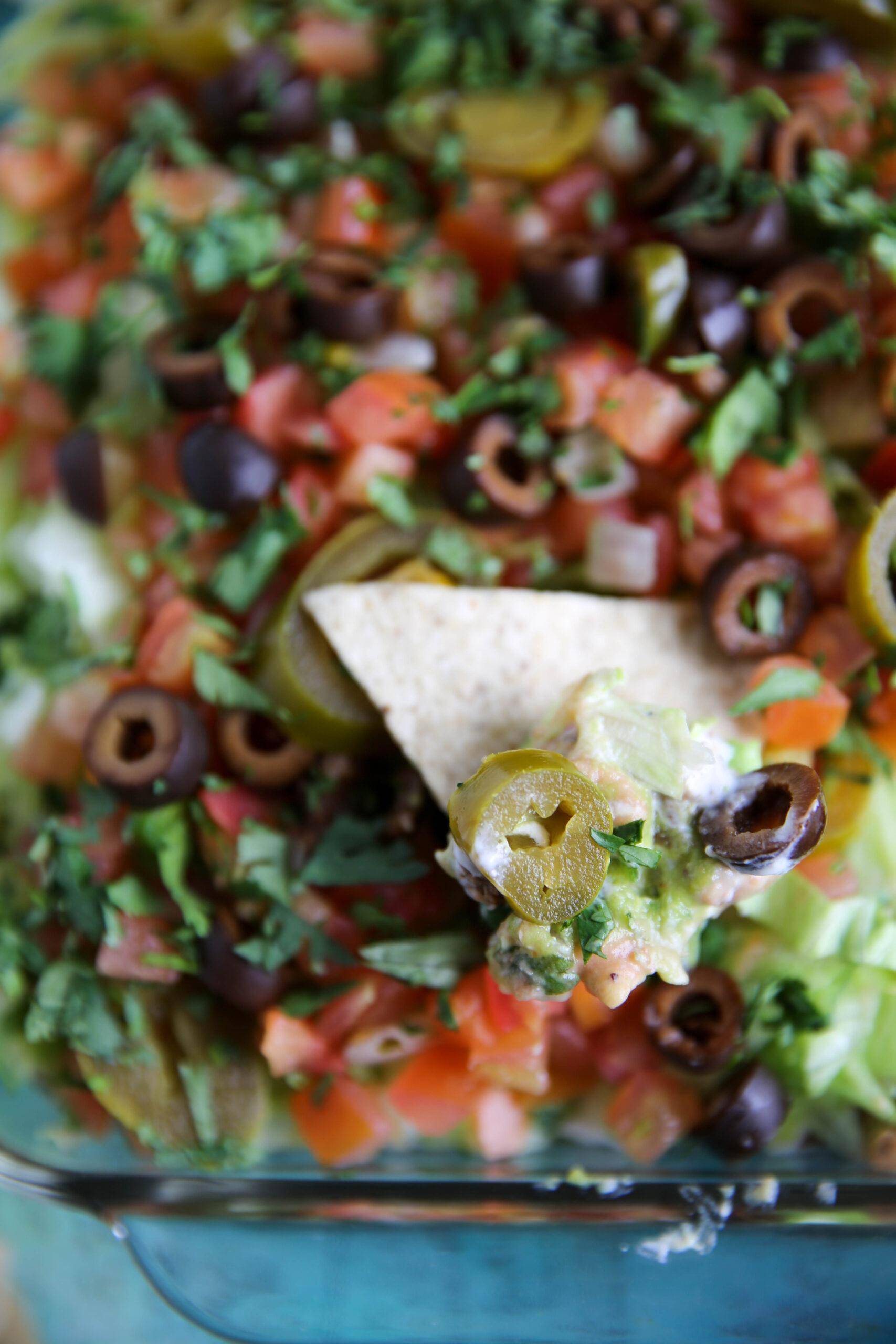 PaleOMG Taco Dip