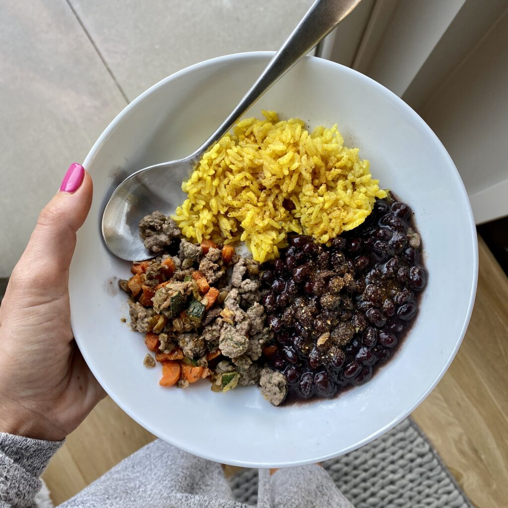 PaleOMG What I Ate in a Week on the Bean Protocol