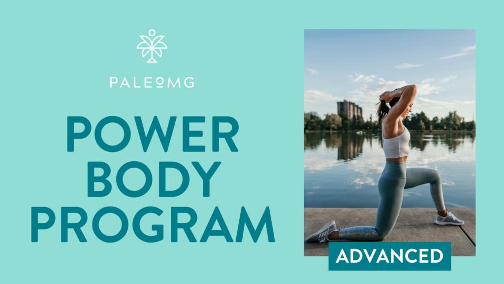 PaleOMG Power Body Program