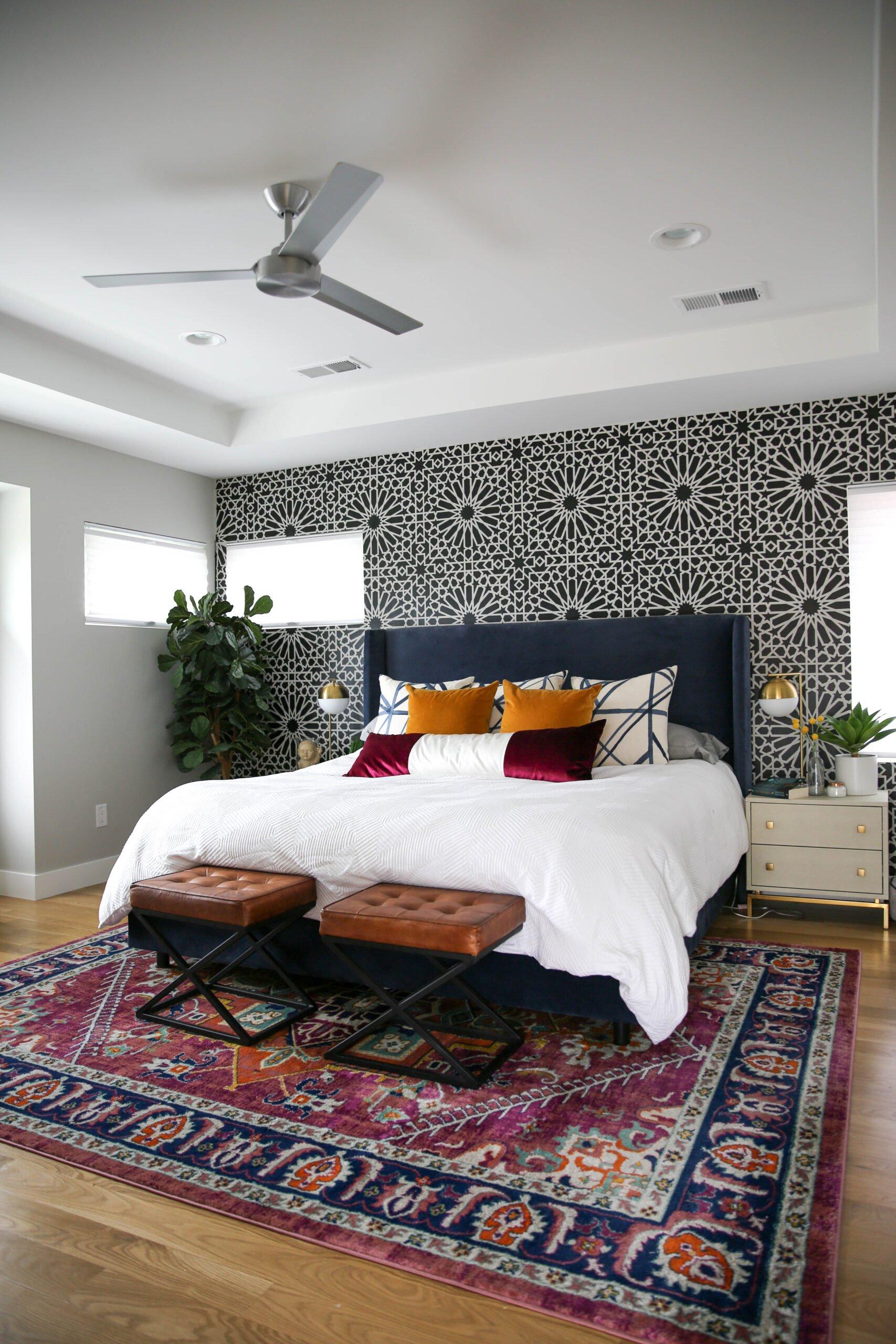 PaleOMG Decorating Our Bedroom