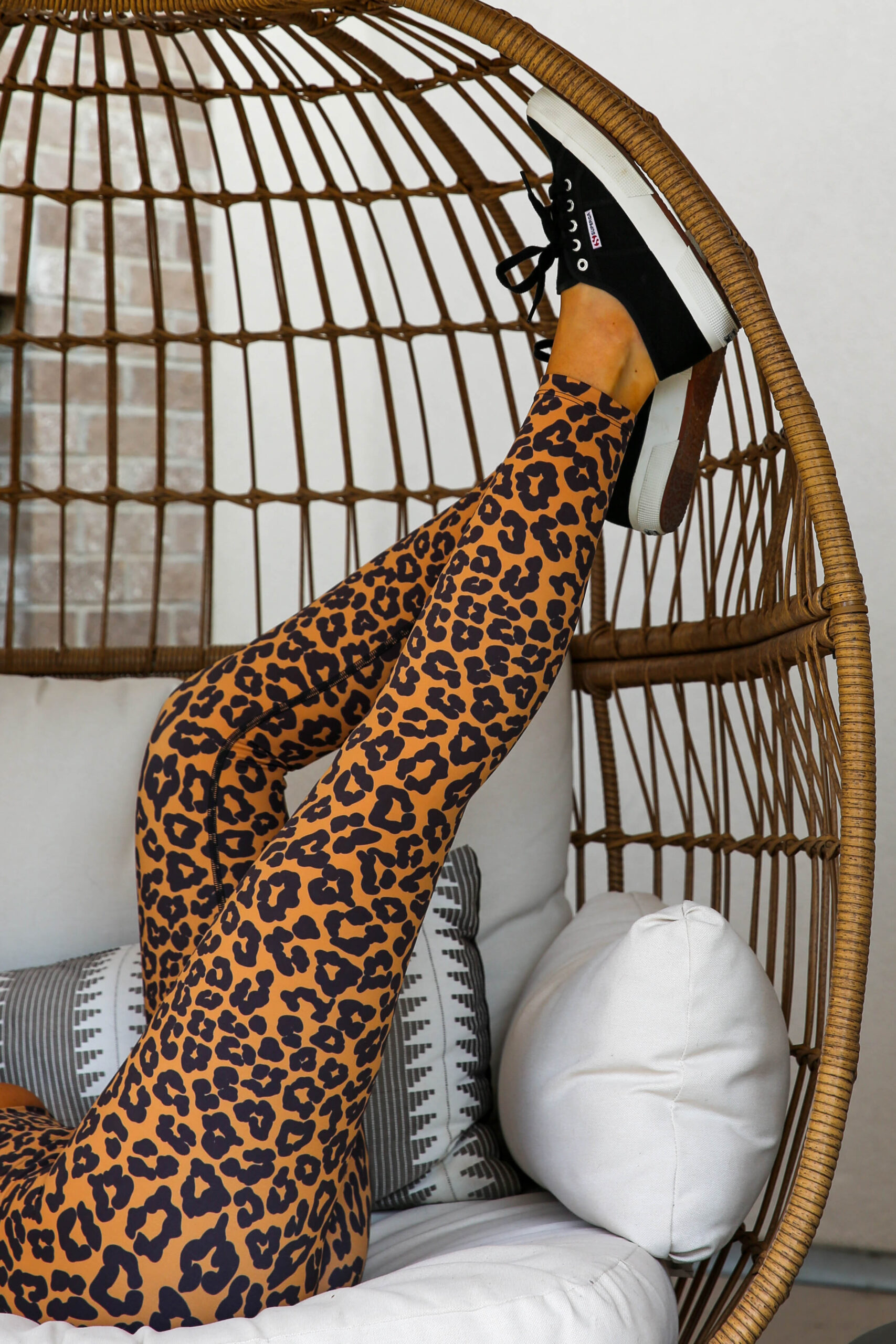 PaleOMG Animal Print Activewear
