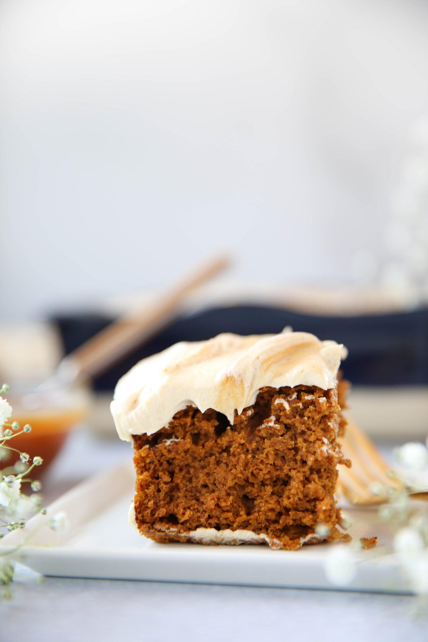 PaleOMG Pumpkin Cake
