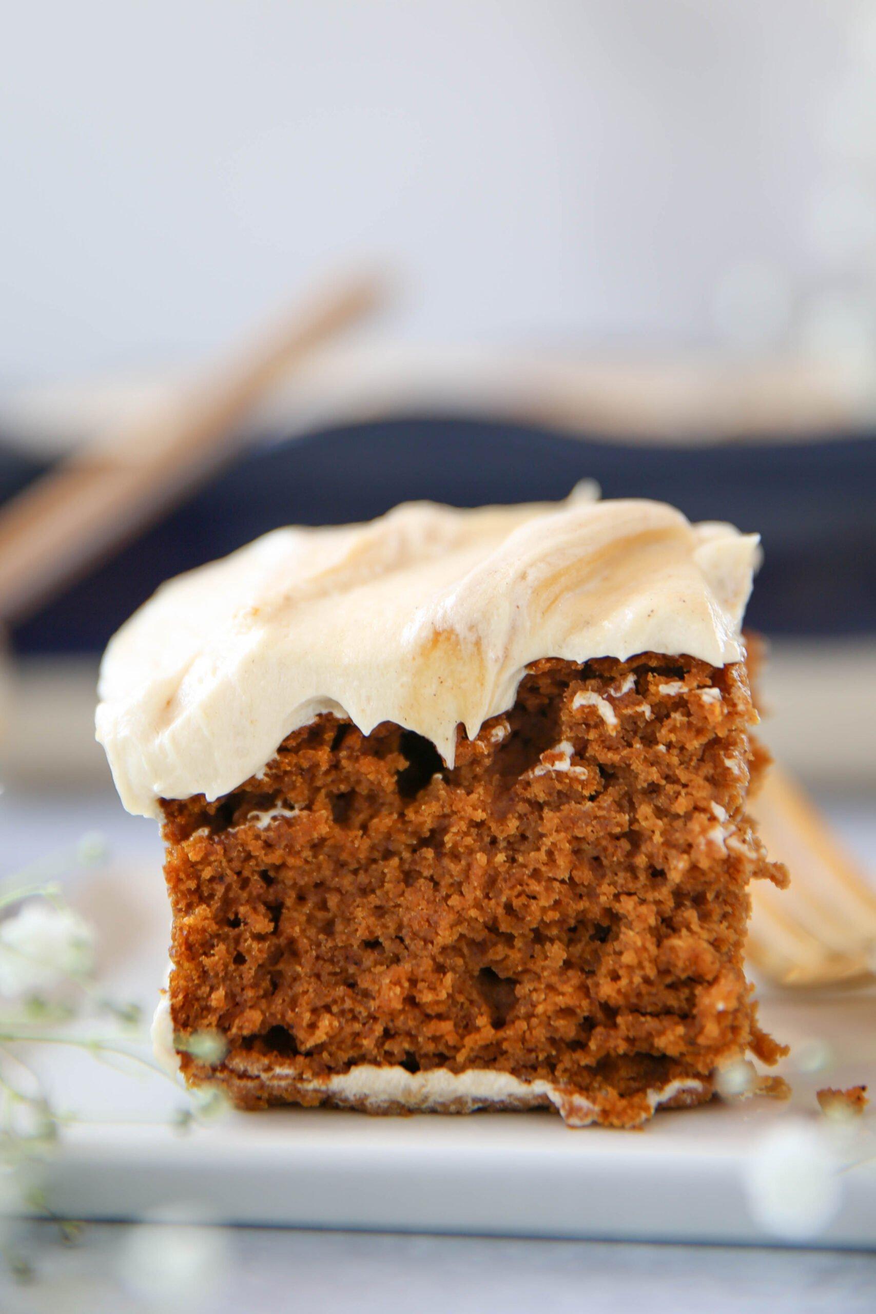 Pumpkin Cake Paleomg
