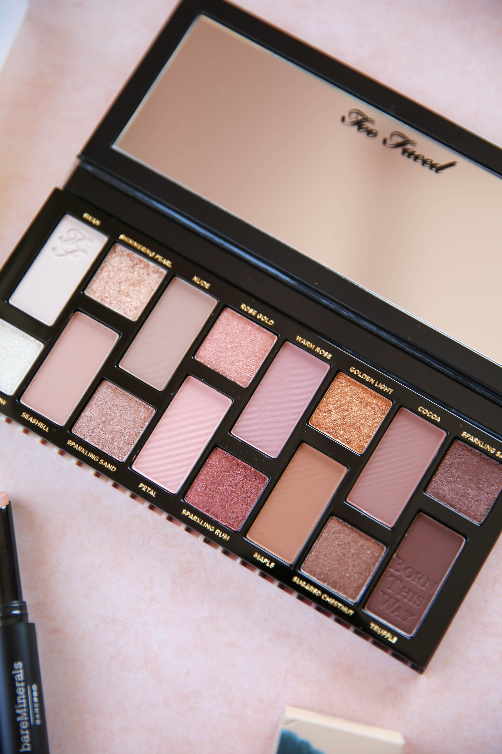 PaleOMG Fall Makeup Favorites