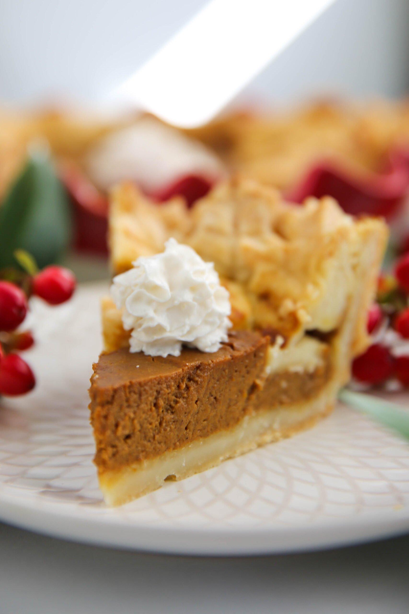 PaleOMG Gluten Free Pumpkin Pie