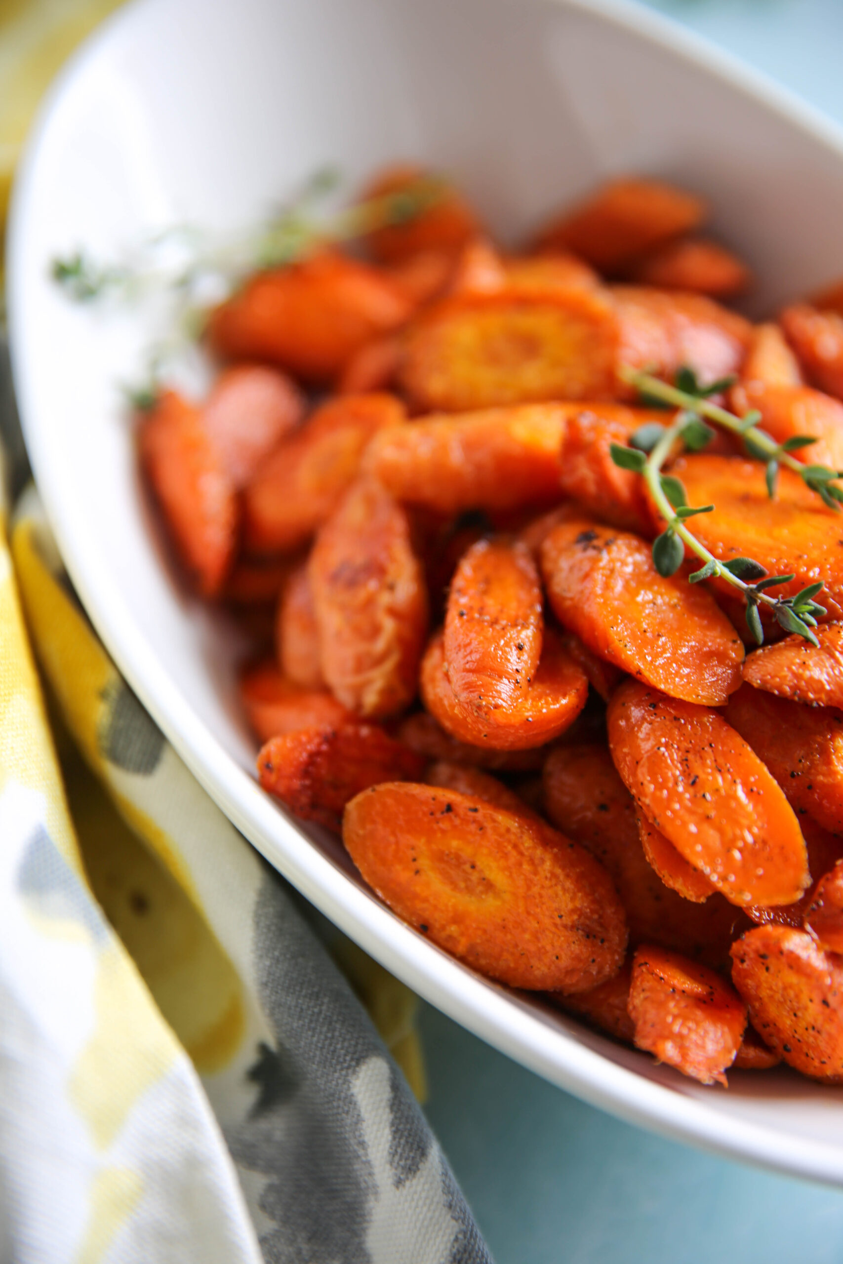 PaleOMG Roasted Carrots