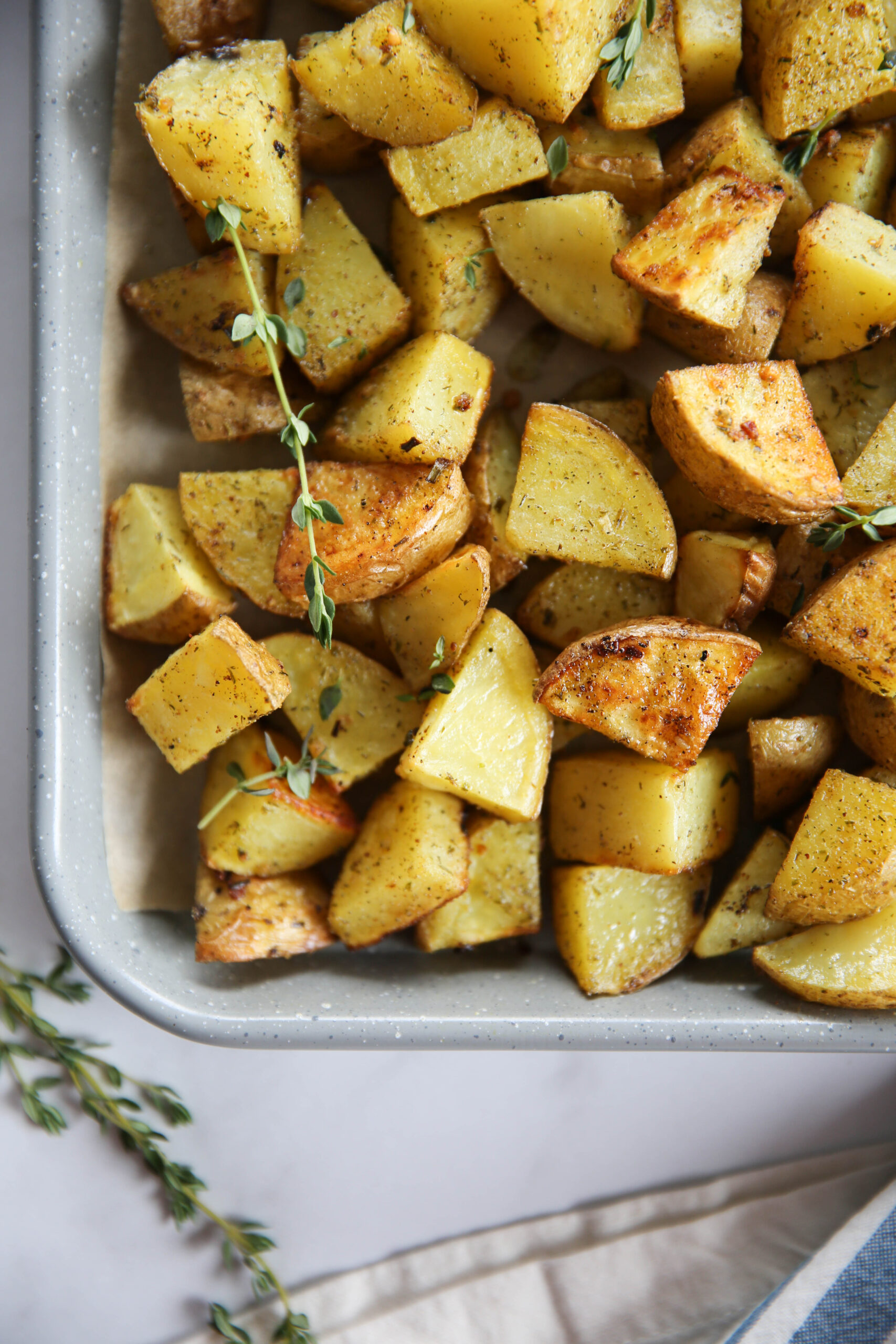 PaleOMG Roasted Potatoes