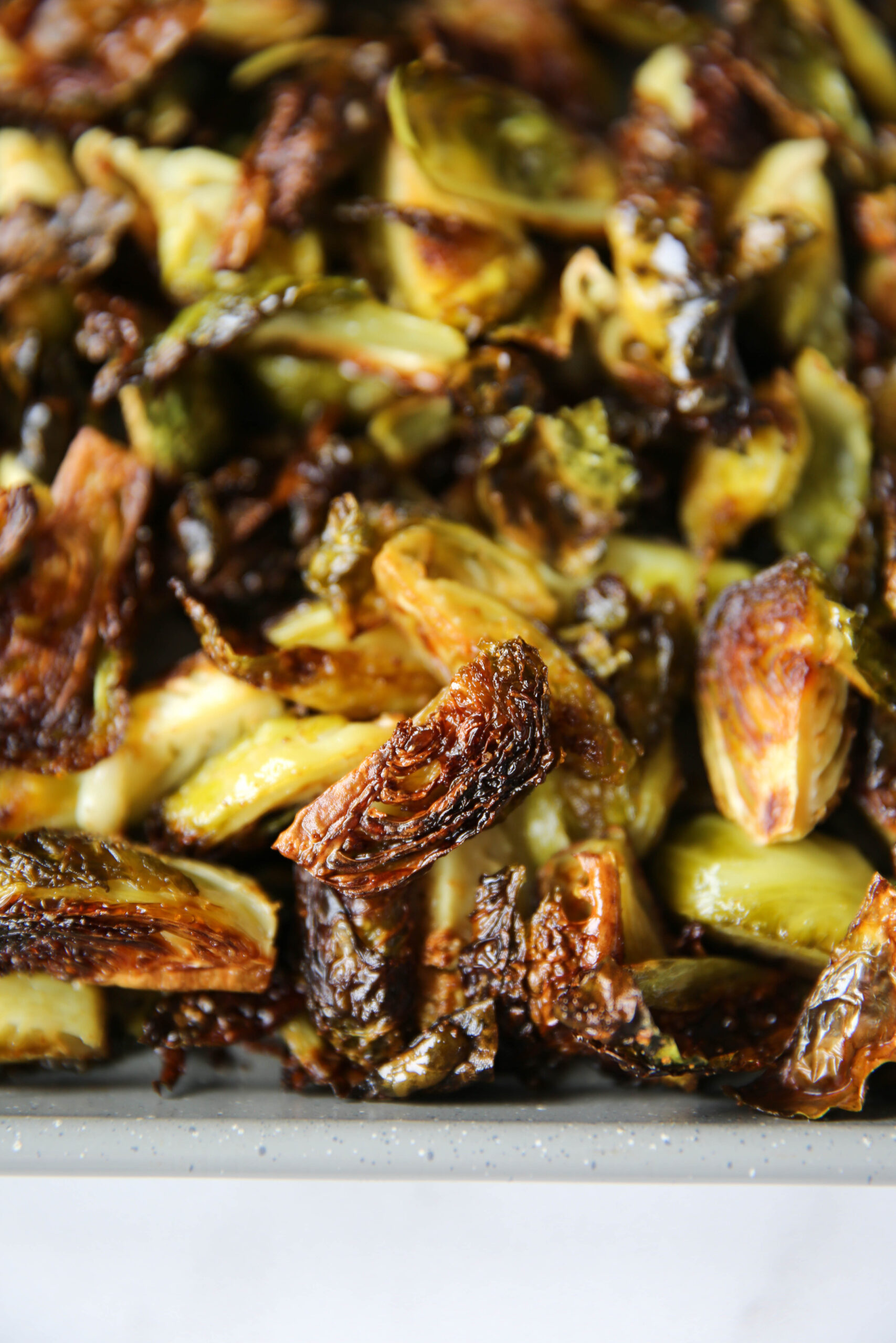 PaleOMG Back to Basics: Roasted Brussels Sprouts