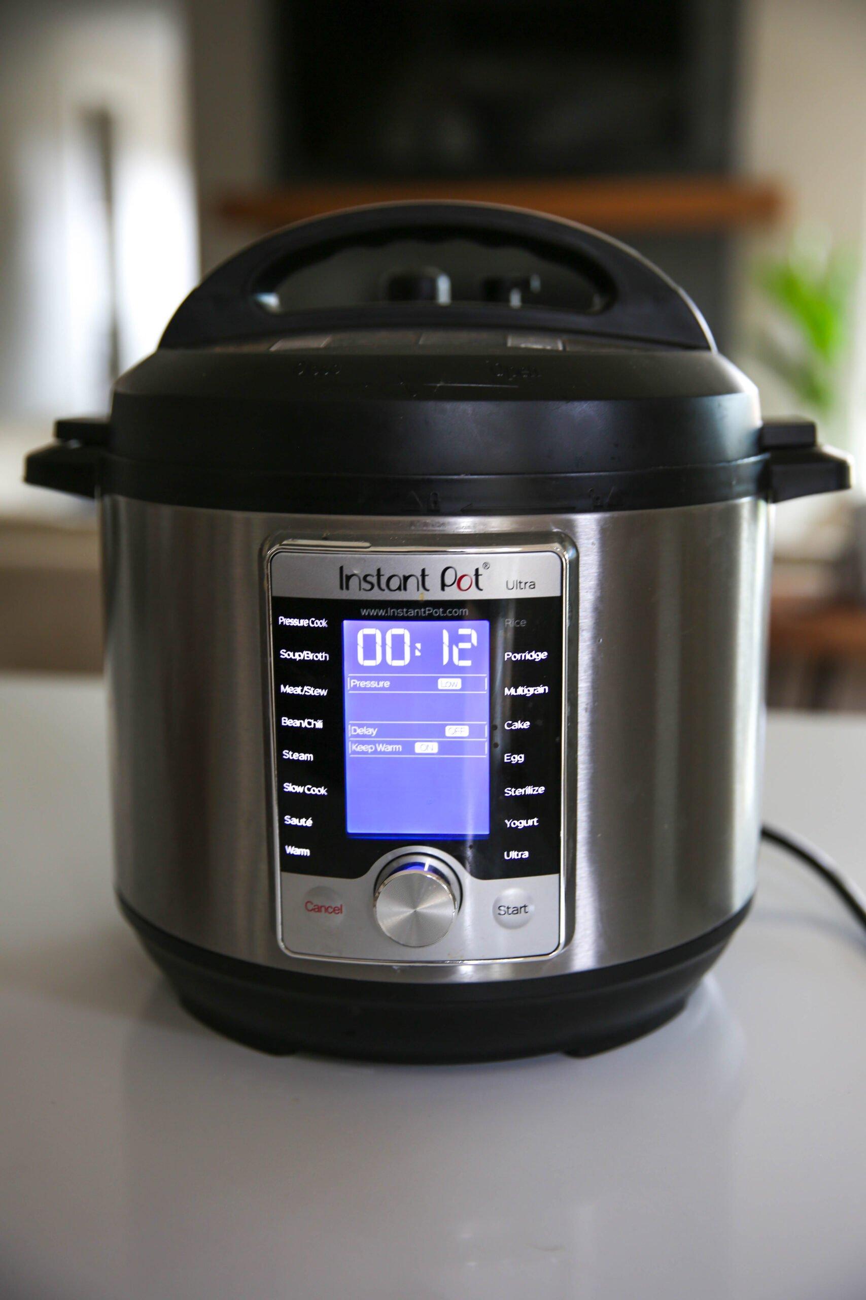 PaleOMG Back to Basics: Instant Pot Rice