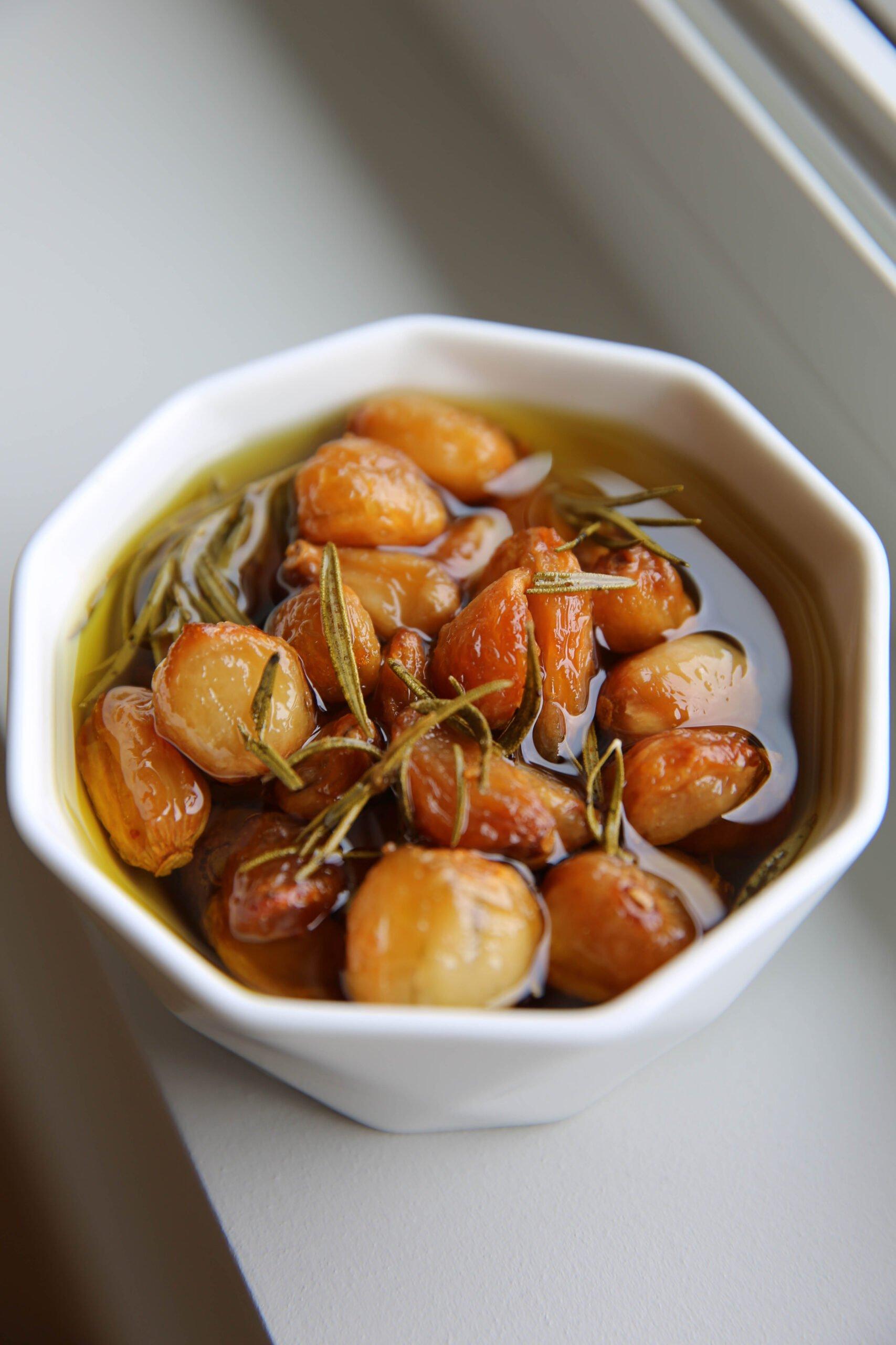 PaleOMG Garlic Confit