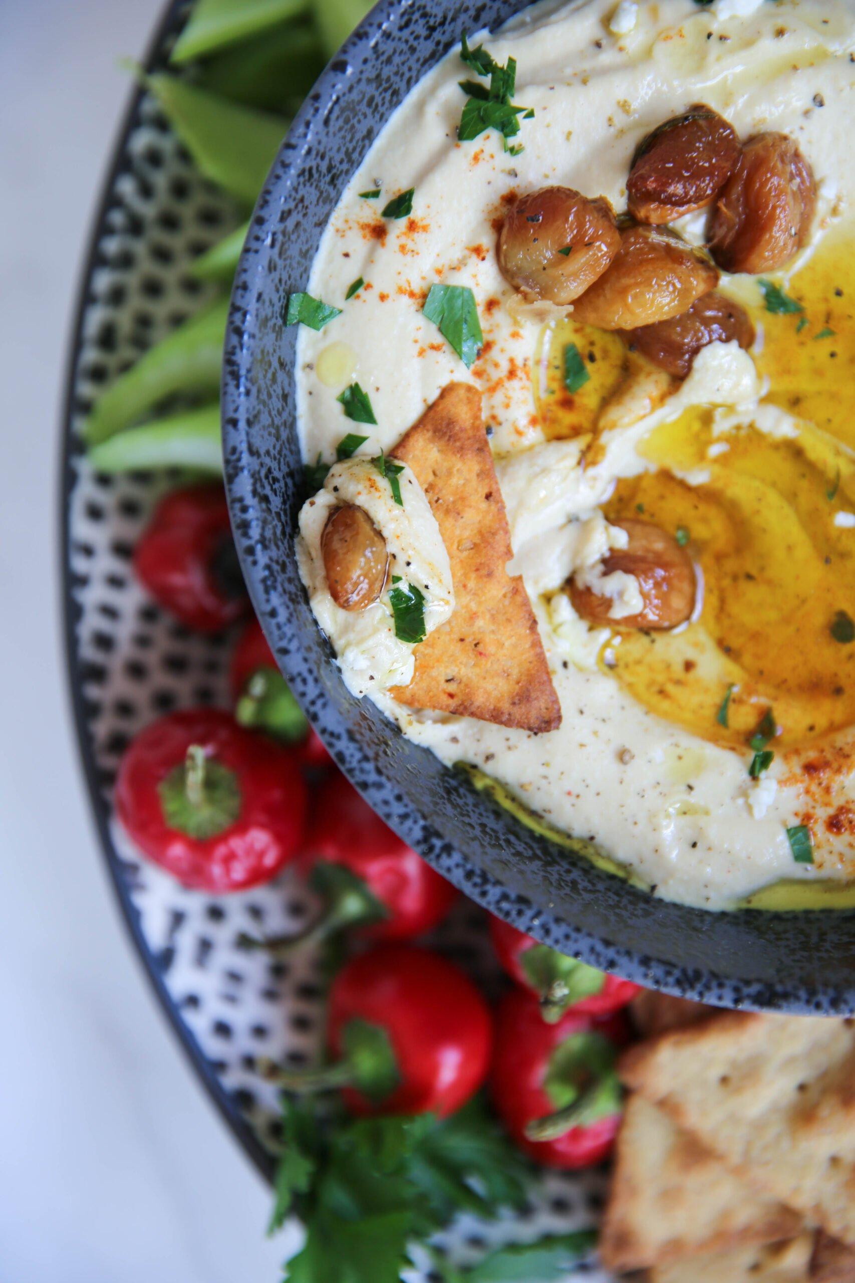 PaleOMG Extra Creamy Hummus