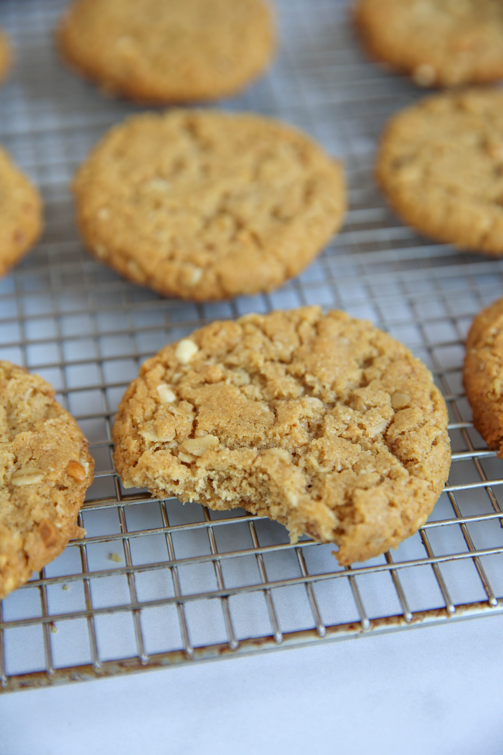 PaleOMG Peanut Butter Oatmeal Cookies