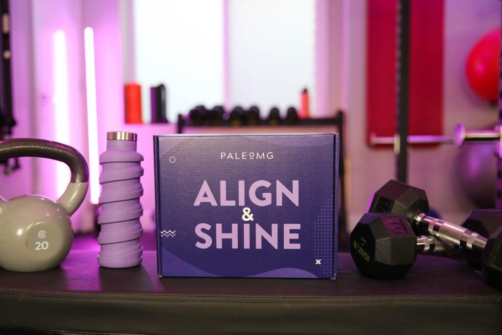 PaleOMG Align & Shine Box