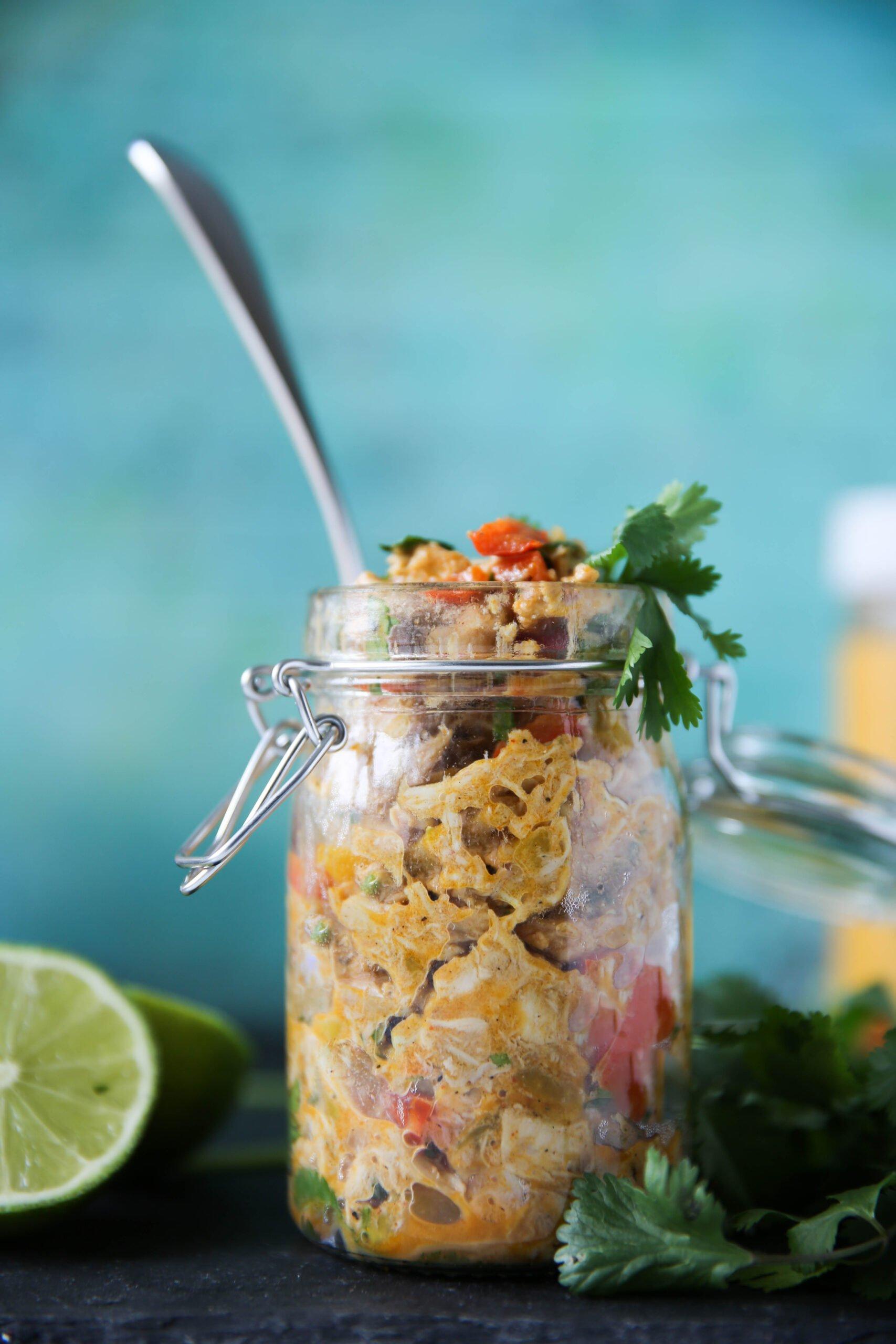 PaleOMG Fajita Chicken Salad