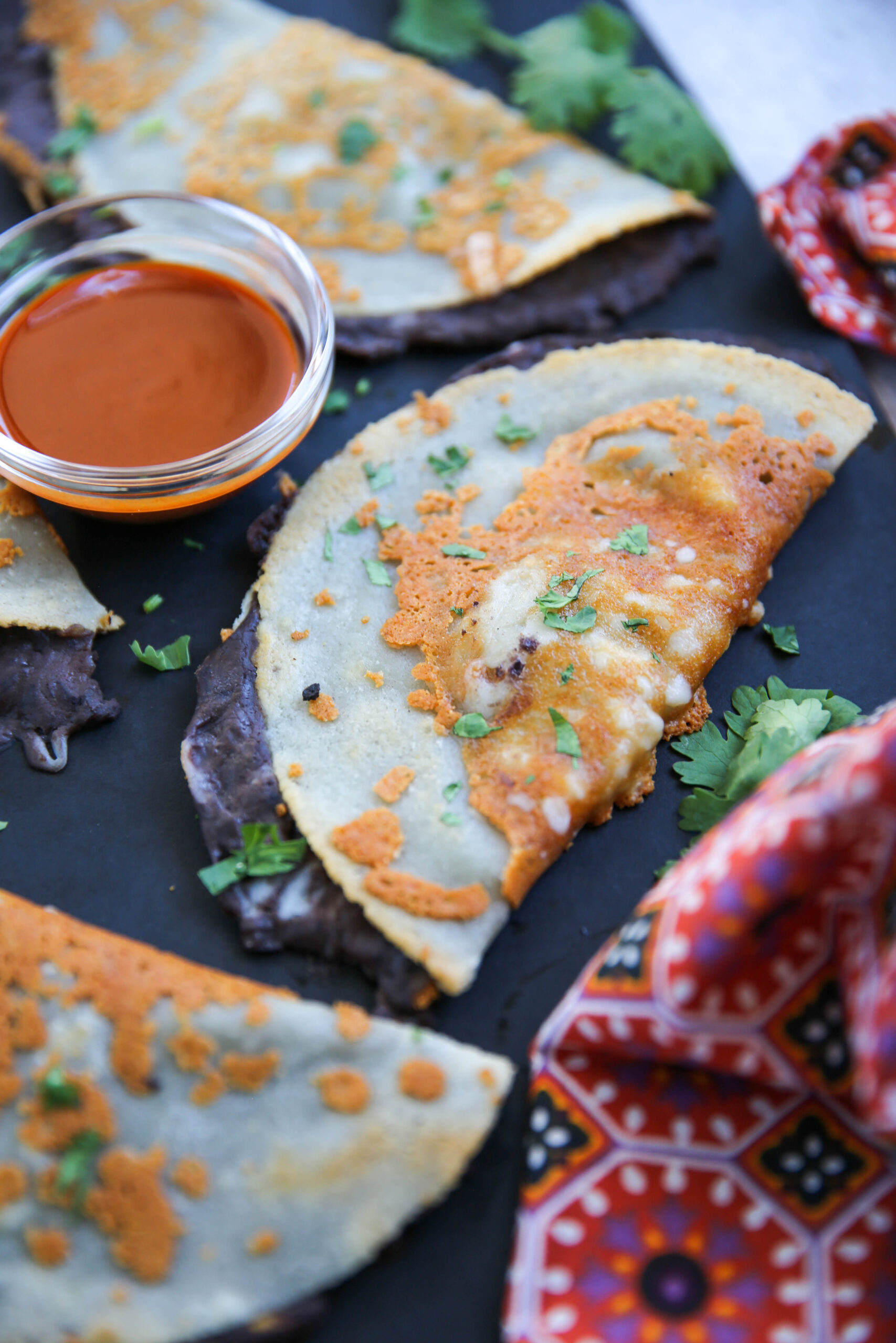 PaleOMG Two-Ingredient Bean Tacos