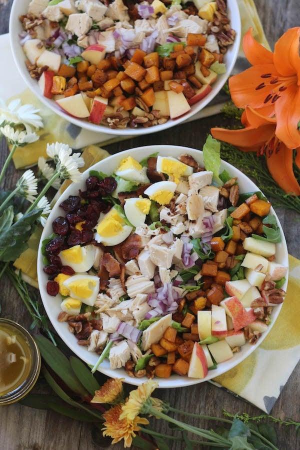 PaleOMG Fall Harvest Chopped Salad