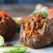 Instant Pot Taco Stuffed Potatoes
